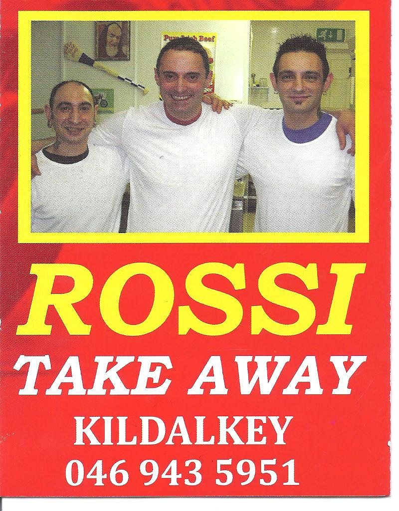 Rossi Take Away