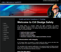 Cill Dealga Safety Website